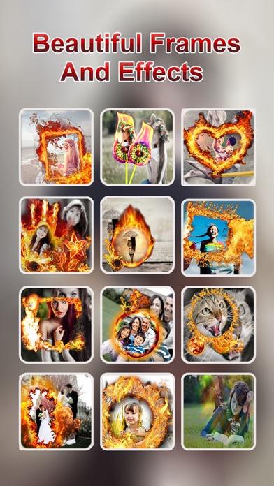 Screenshot of Pip Photo Fun Box - diversi fotogrammi, Effetti e prendere in giro extra con PIP Camera Edit.or2