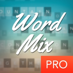 Word Mix PRO - addictive word game. Gather anagrams from long words