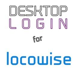 DESKTOP LOGIN for locowise