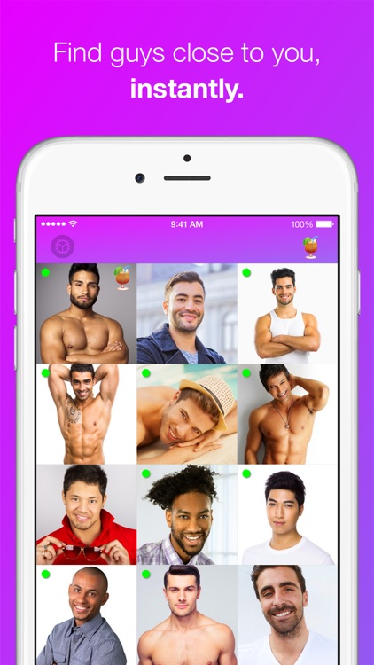 Shuggr - Gay Social Network for Chat and Dating
