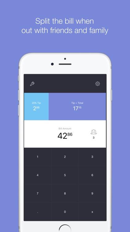 Buy tip calculator watchkit + universal app productivity for ios.