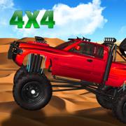 Desert Safari Racing 3D Stunt