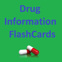 Drug Information Flash Cards Lite for iPad