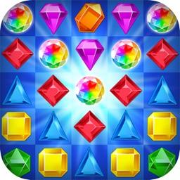 Jewels Blitz Match 3 Classic Edition
