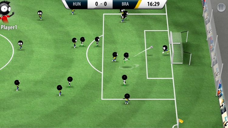 Stickman Soccer 2016 screenshot-1