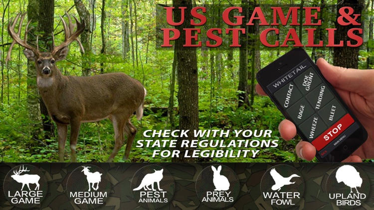 US Game and Pest Calls