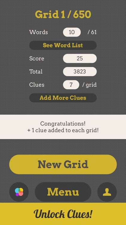Spell Grid : Swipe Letters, Spell Words screenshot-3