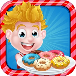 Donuts Maker Bakery Cooking Game – Play Free Fun Donut Games & Run Donut Factory for Girls