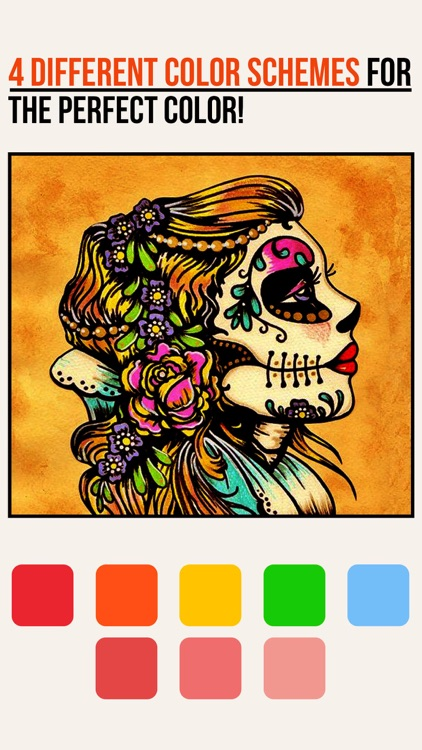 Colorfit - Adult Coloring Book - Secret Garden screenshot-3
