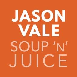 Jason's 7-Day Soup 'n' Juice Challenge
