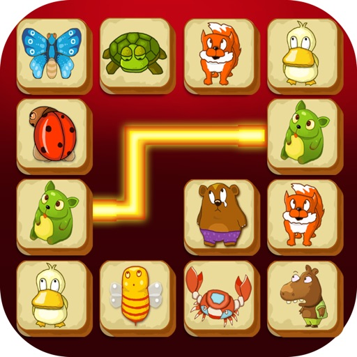 Onet Connect Animal - Link Pet Mania