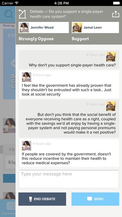Lighthouse Social screenshot-3