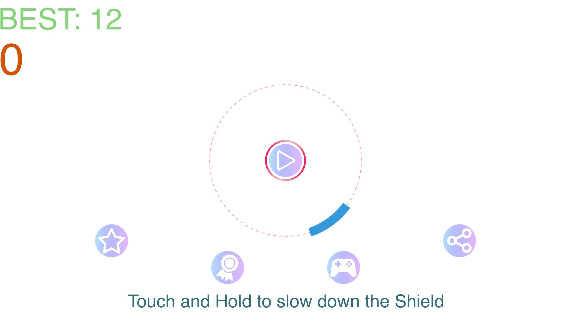 Circle Shield screenshot 8