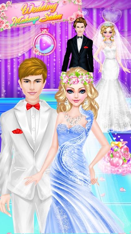 Wedding Makeup & Dress up Salon