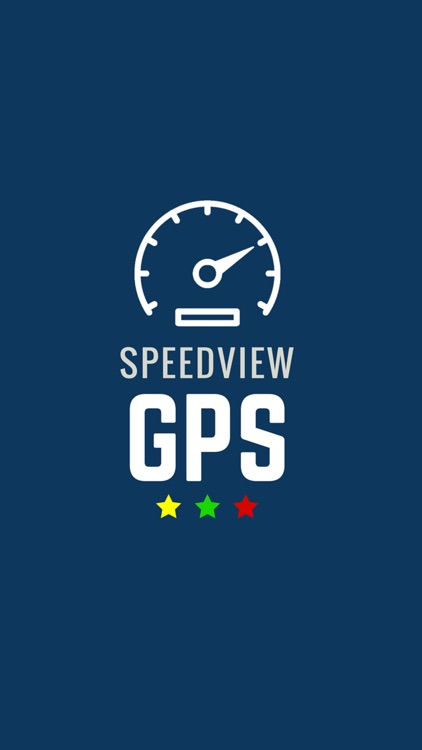 SpeedView - GPS Speedometer