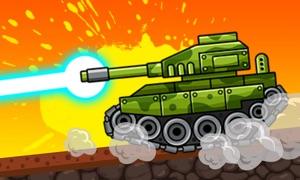 Fire Tank Invasion