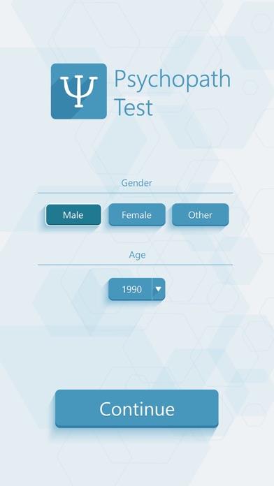 サイコパス 心理テスト - サイコパス診断 自己評価のおすすめ画像2