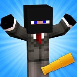 Skin Stealer Pro for Minecraft - Quick and Easy Skin Stealer!