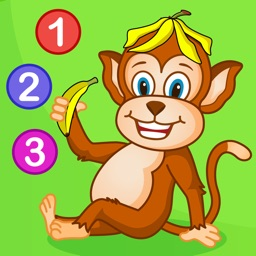Monkey Preschool - Learn Numbers and Counting