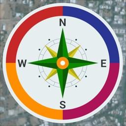 GPS Navigator Geocaching Compass