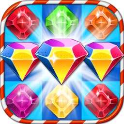 Jewels Candy - Match 3 Game