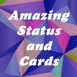 Amazing Status and Cards for Social and Professional Apps
