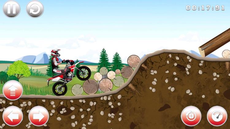 Motocross Pro Rider 2 HD Lite screenshot-3