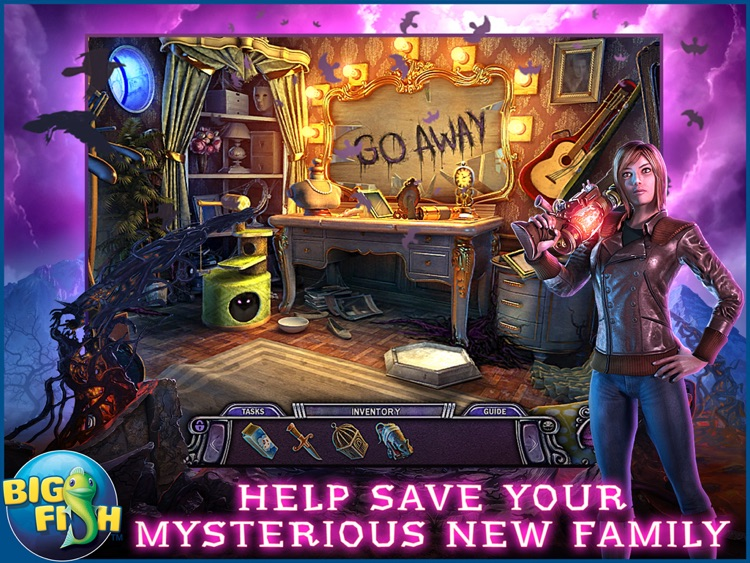 House of 1000 Doors: Evil Inside HD - A Hidden Object Adventure (Full) screenshot-0