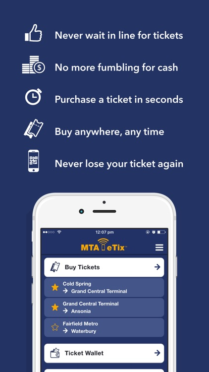 MTA eTix screenshot-0