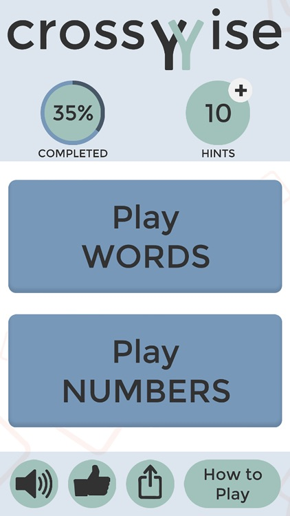 Crosswise - The Smartest Puzzle Game - Word and Number Puzzles screenshot-3
