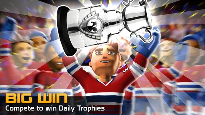 Big Win Hockey Screenshot