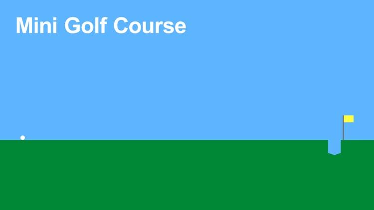 Mini Golf Course screenshot-4