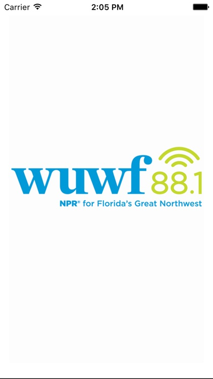 WUWF Public Radio App screenshot-0