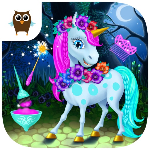 Fairyland Beauty Salon - Dragon, Unicorn, Mermaid & Fairy Stylist