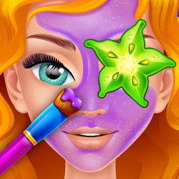 Celebrity Beauty Makeover Salon - Girls Kids Games