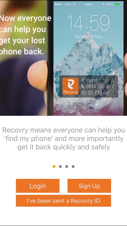 Recovry screenshot-1