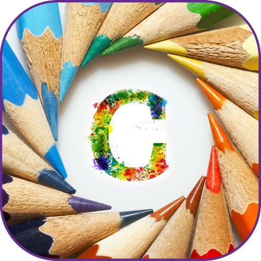 Colorapy: Private Coloring Book for Adults and Kids - Free