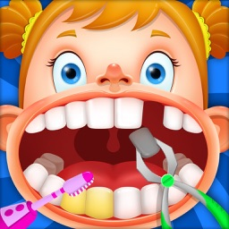 Little Lovely Dentist - Kids Doctor Games, Crazy Dentist, Dentist Office