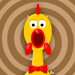 Screaming Chicken a squawking bomb army with funny duck sound