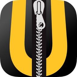 UnArchiver (zip/unzip/unrar):PRO