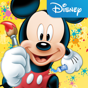 Mickey Mouse Clubhouse - Color & Play app