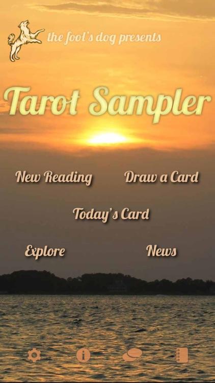 Tarot Sampler