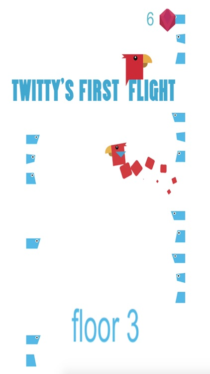 Twitty's First Flight - Free birds endless arcade Game