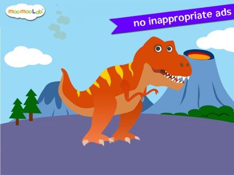 恐竜のゲーム - 子供たちの活動や塗り絵のおすすめ画像4