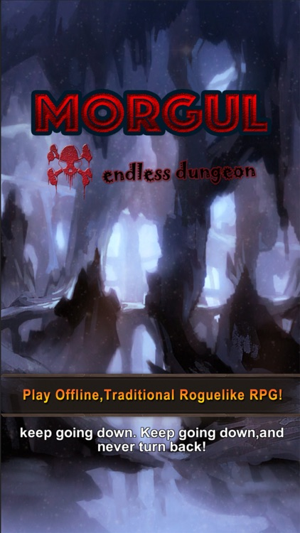 Morgul - the endless dungeon