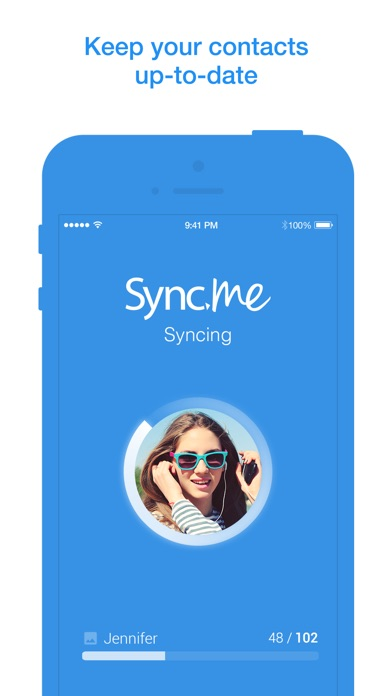 Sync.ME - Know who's calling Screenshots