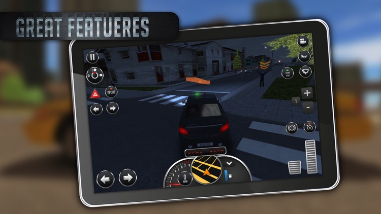 Taxi Sim 2016 screenshot-4