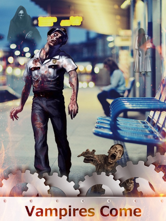 Movie FX Maker - Hollywood Style Special Effect Change.r & Extreme Photo Sticker Edit.or-ipad-4