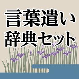 美しい日本語のための言葉遣い辞典セット