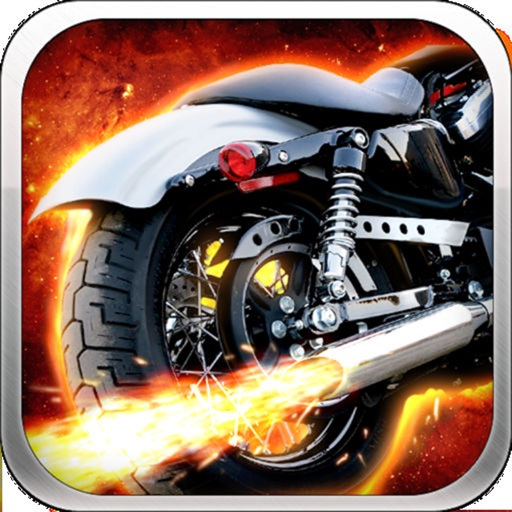 Furious Outlaw Bike Race - The Fast Moto GP Bikers
